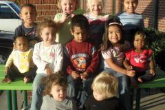 Hendersonville_CCC-children-on-picnic-table
